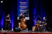 Luca Vantusso</br>BBB Trio al Bollate Jazz Meeting</br>Reportage