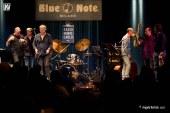 Angela Bartolo</br>Timeline 6T al Blue Note</br>Reportage