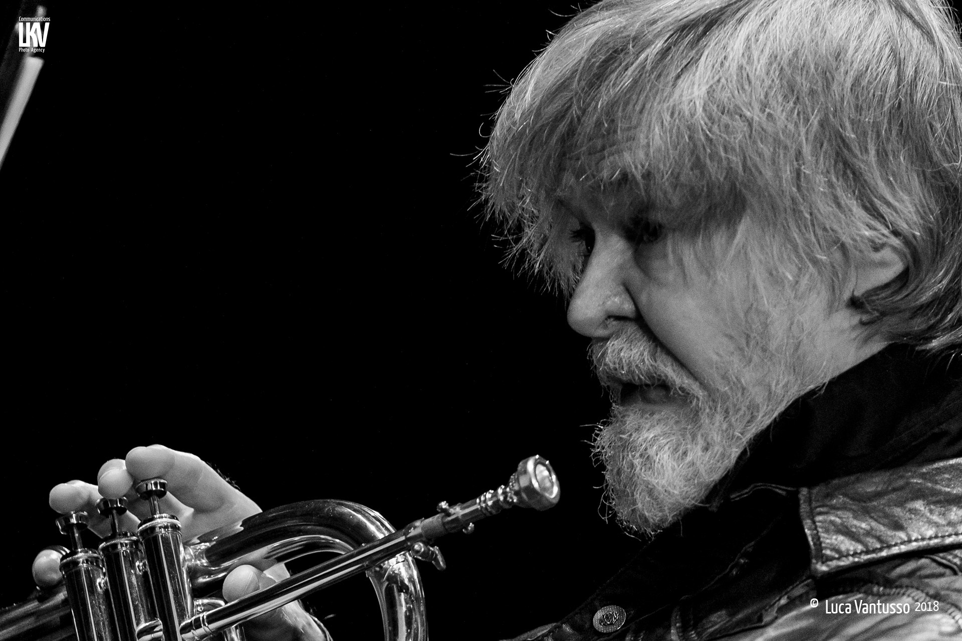 Luca Vantusso</br>Tom Harrell al Blue Note</br>Reportage