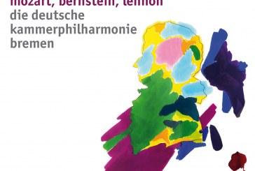 Iiro Rantala</br>Mozart, Bernstein, Lennon</br>ACT, 2018