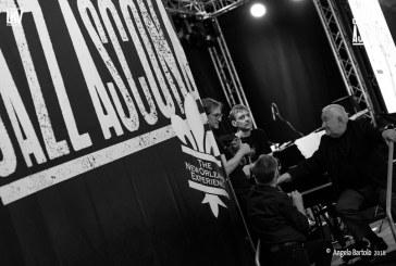 Angela Bartolo</br>34° Jazzascona 2018</br> Reportage