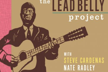 Adam Nussbaum</br>The Lead Belly Project</br>Sunnyside, 2018