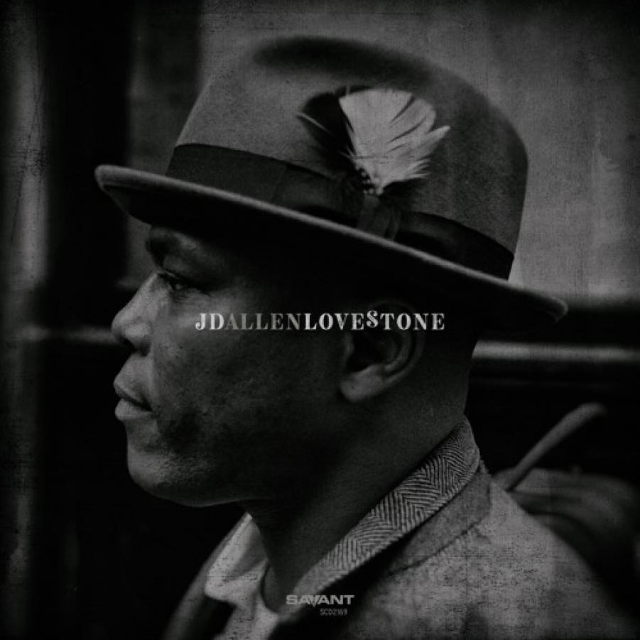 JD Allen</br>Love Stone </br>Savant, 2018