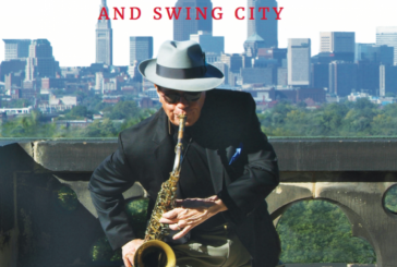 Ernie Krivda and Swing City</br>A Bright And Shining Moment</br>Capri, 2018