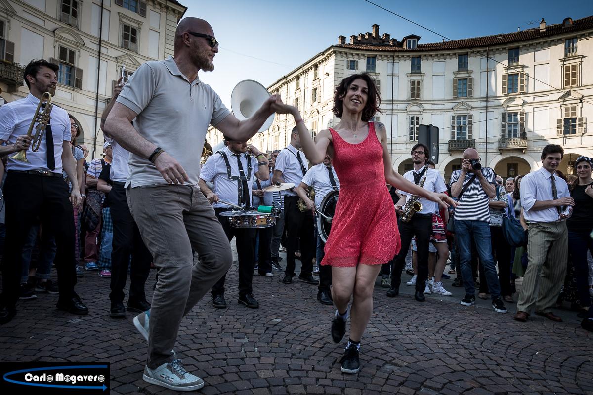 Carlo Mogavero, Mamo Delpero</br>Pre festival e Radian al TJF</br>Reportage