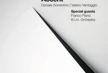 Gaetano Spartà</br>Accent</br>Alfa Music, 2018