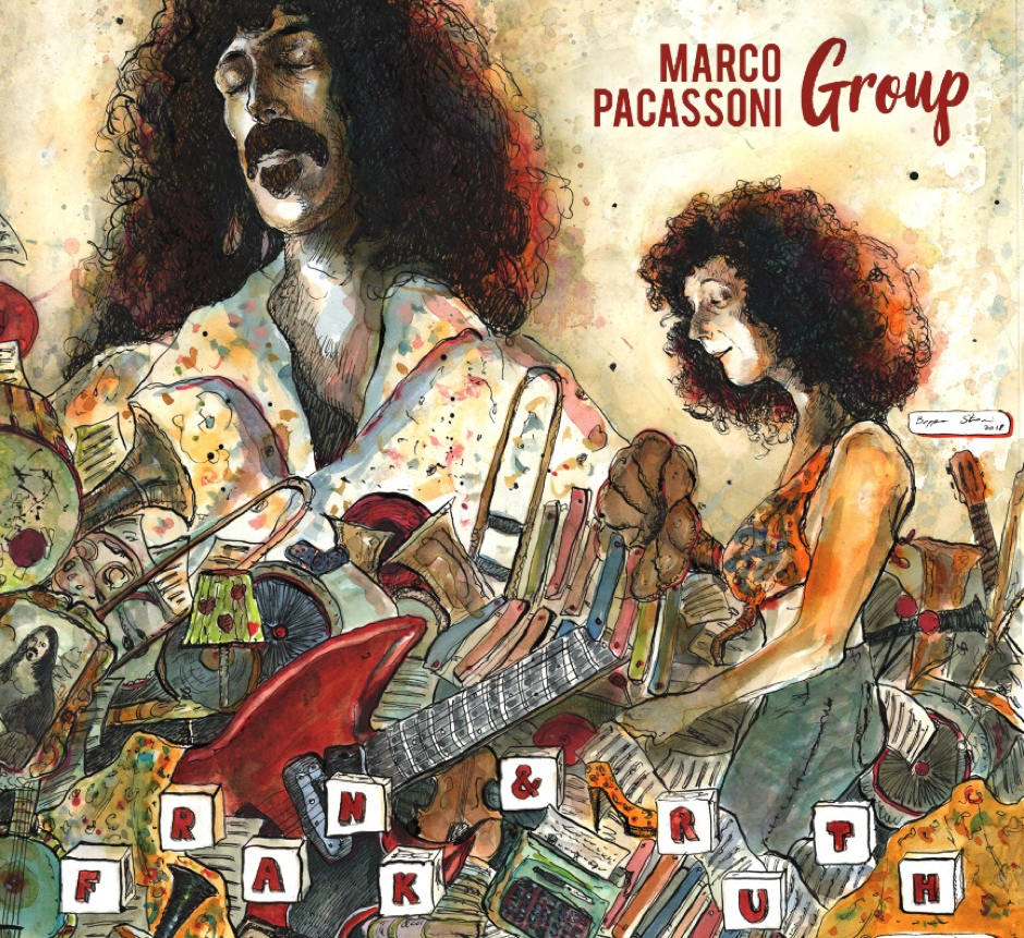 Marco Pacassoni Group</br>Frank & Ruth</br>Esordisco, 2018
