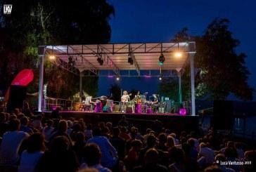 Luca Vantusso, Angela Bartolo, Marco Tosi<br/>Pat Metheny all'Arona Music Festival <br/>Reportage