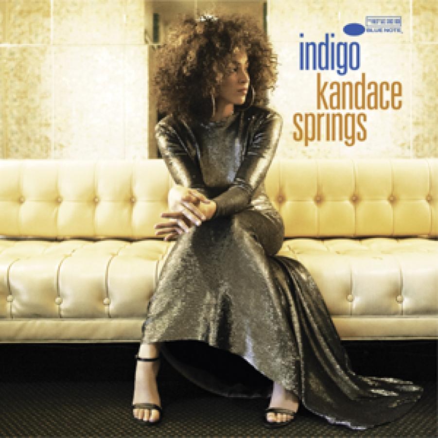 Kandace Springs<br/>Indigo<br/>Blue Note, 2018