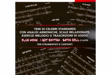 Attilio Zanchi</br>Inside The Standards - per strumentisti e cantanti</br>Volonte' & Co., 2018