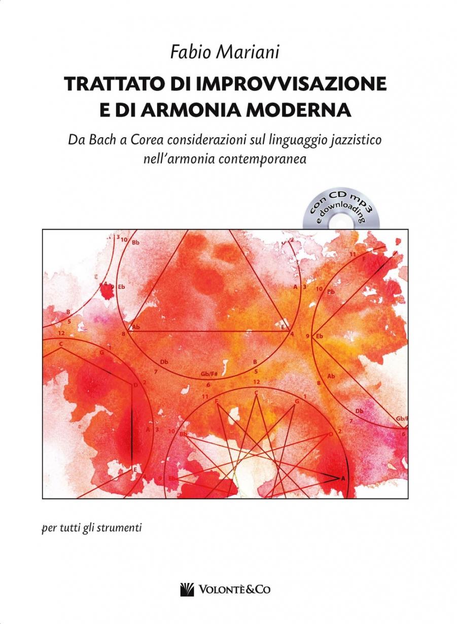 Fabio Mariani</br>Trattato di improvvisazione e di armonia moderna</br>Volontè & Co., 2018