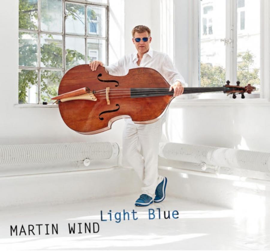 Martin Wind</br>Light Blue</br>Laika, 2018