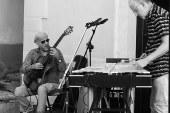 Alessandro Carabelli<br/>Bebo Ferra e Andrea Dulbecco a Suoni d'acqua<br/>Reportage
