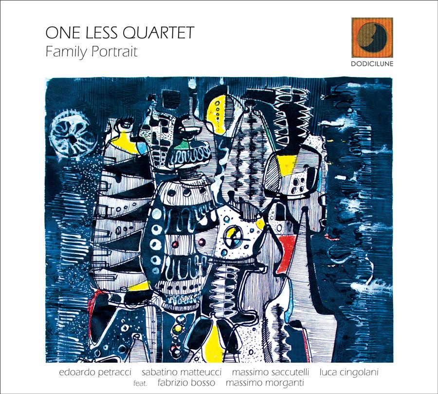 One Less quartet<br/>Family Affair<br/>Dodicilune, 2018