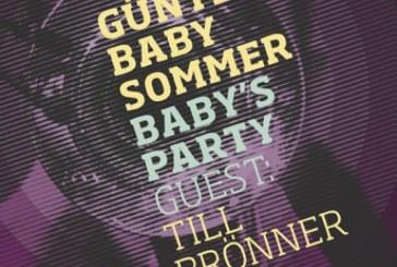 Günter Baby Sommer<br/>Baby's Party Guest Till Brönner<br/>Intakt, 2018