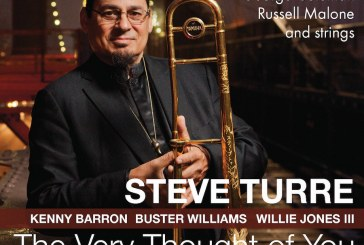 Steve Turre<br/>The Very Thought Of You<br/>Smoke Sessions, 2018