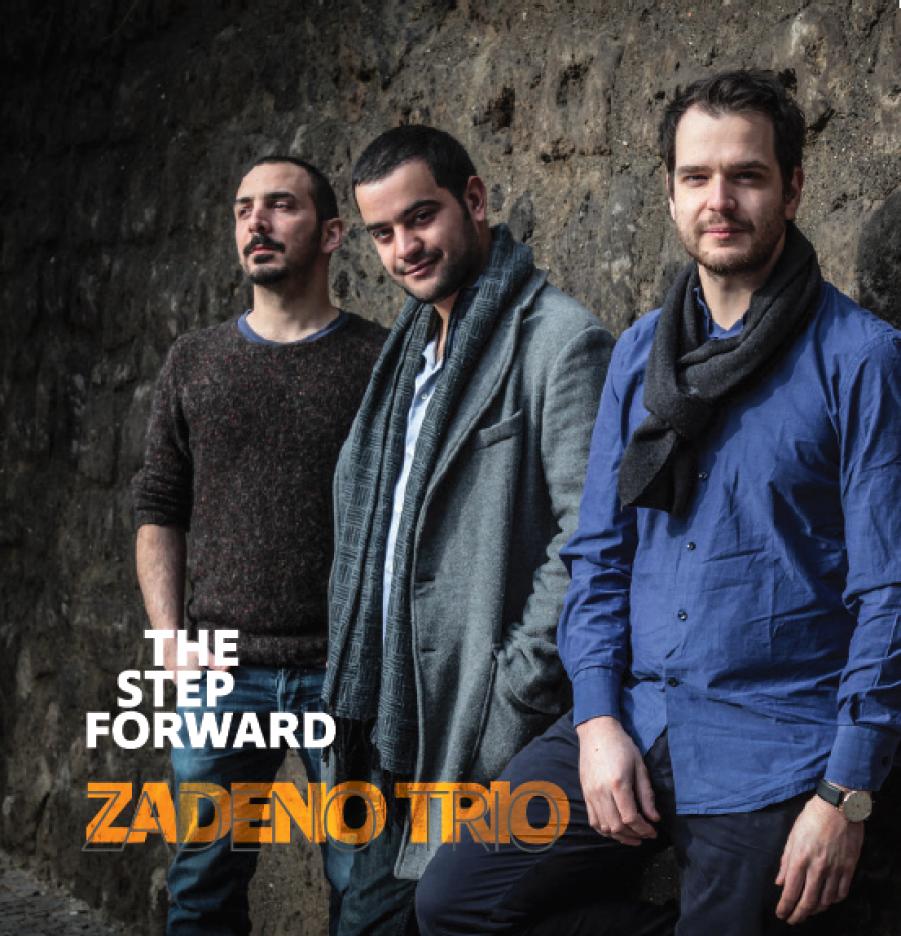 Zadeno Trio<br/>The Step Forward<br/>Emme, 2018