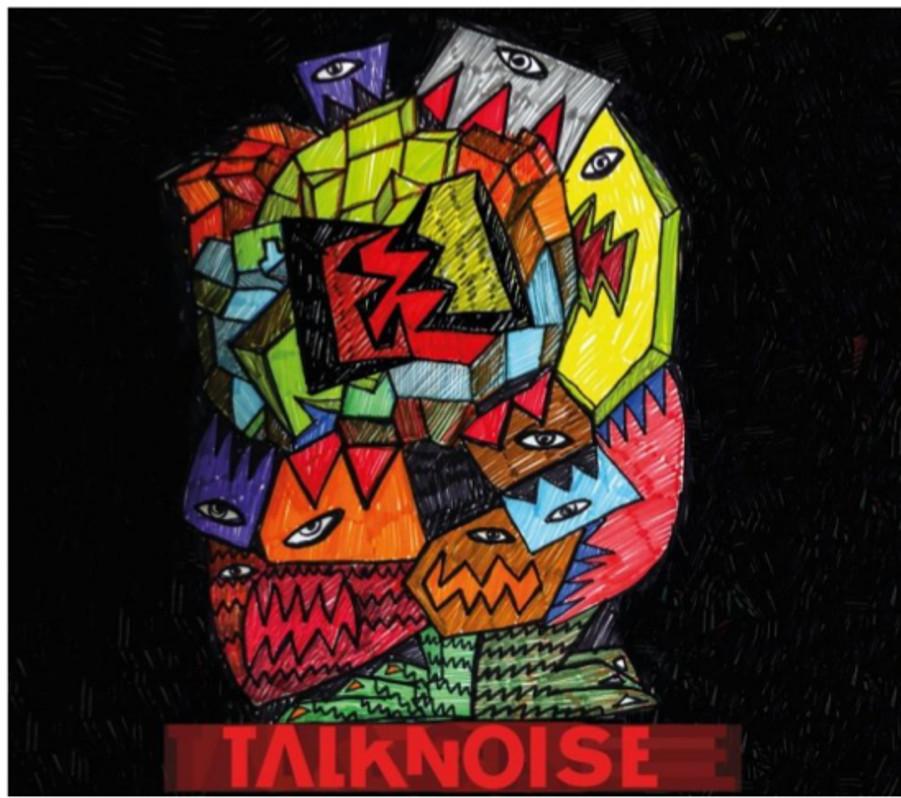 Talknoise <br/>s/t  <br/>Manitù, 2018