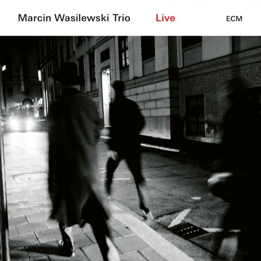 Marcin Wasilewski Trio<br/>Live<br/>ECM, 2018