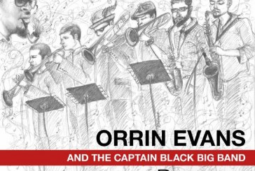 Orrin Evans and the Captain Black Big Band<br/>Presence<br/>Smoke Sessions, 2018