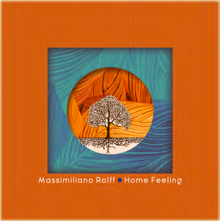 Massimiliano Rolff<br/>Home Feeling<br/>Blue Art, 2018