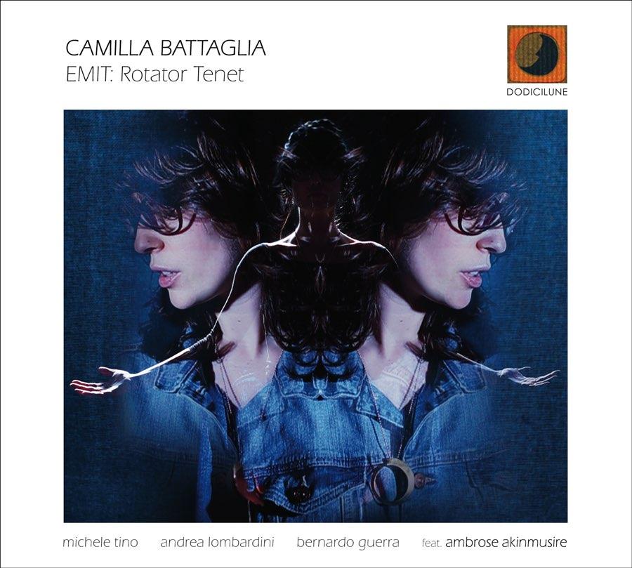 Camilla Battaglia<br/>EMIT: RotatoR TeneT<br/>Dodicilune, 2018