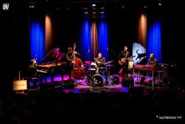 Luca Vantusso<br/>Jamison Ross al Jazz Cat Club<br/>Reportage