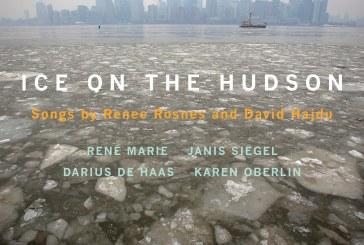 Renée Rosnes, David Hajdu<br/>Ice On The Hudson<br/>Smoke Sessions, 2018