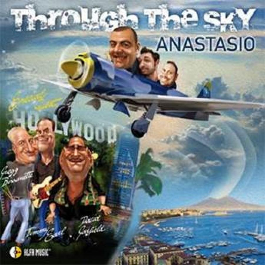 Enzo Anastasio<br/>Through The Sky<br/>AlfaMusic, 2018
