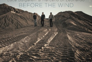 Claudio Filippini Trio<br/>Before The Wind<br/>CAM Jazz, 2018