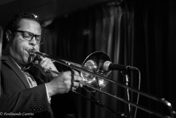 Ferdinando Caretto<br/>Black Art Jazz Collective al Jazzhus<br/>Reportage