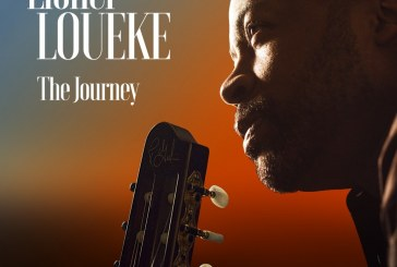 Lionel Loueke<br/>The Journey<br/>Aparté, 2018