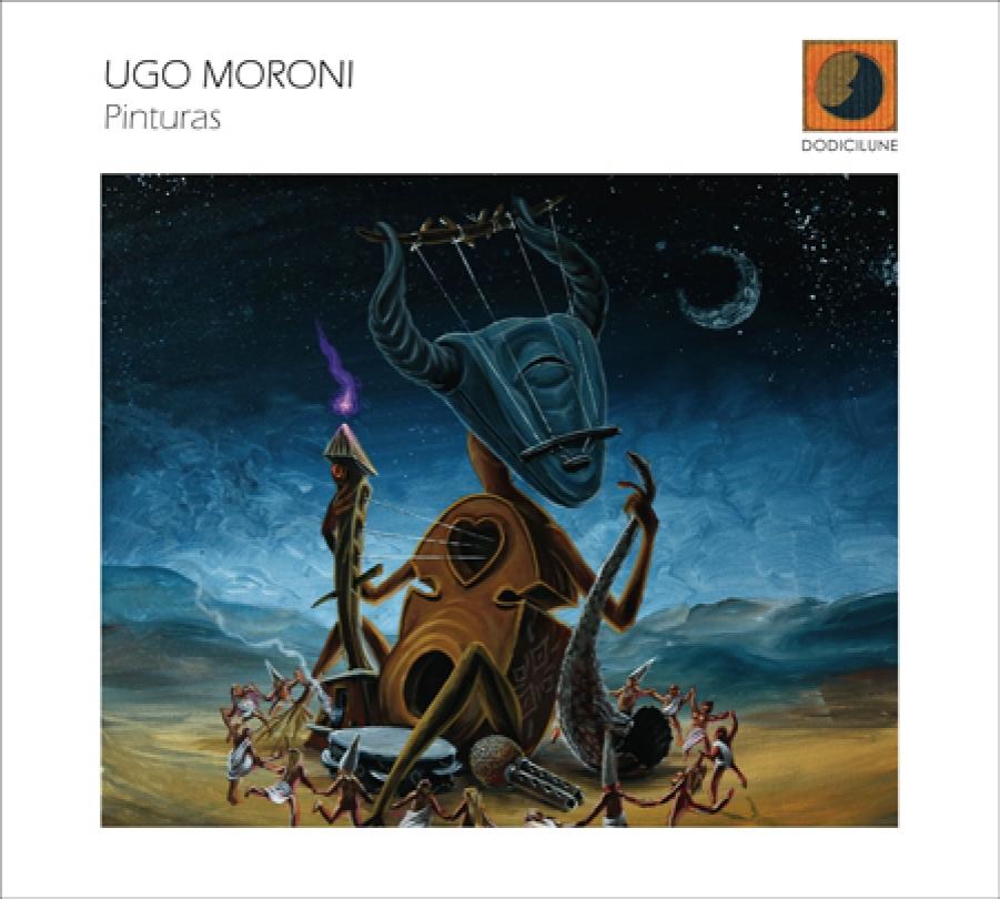 Ugo Moroni<br/>Pinturas<br/>Dodicilune, 2018