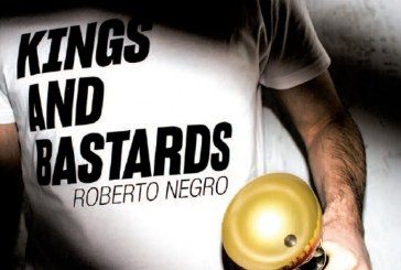 Roberto Negro<br/>Kings & Bastards<br/>CAM JAZZ, 2018