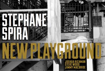 Stéphane Spira<br/>New Playground<br/>Jazzmax, 2018