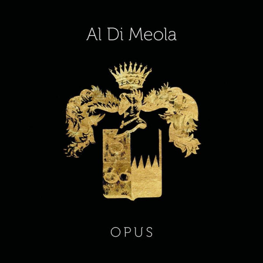 Al Di Meola<br/>Opus<br/>Ear, 2018
