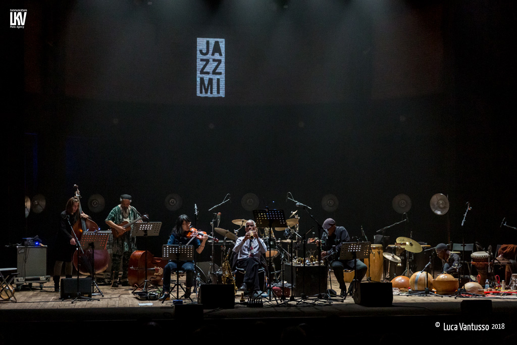 Luca Vantusso<br/>Art Ensemble Of Chicago al JAZZMI<br/>Reportage