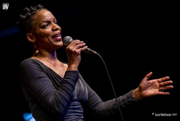 Luca Vantusso<br/>Nnenna Freelon al Blue Note<br/>Reportage