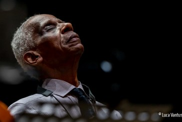 Luca Vantusso<br/>Roscoe Mitchell<br/> Portrait