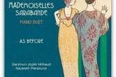 Mademoiselles Sarabande Piano Duet<br/>As Before<br/>AlfaMusic, 2018