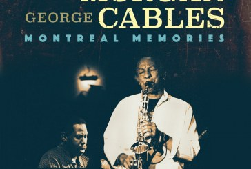 Frank Morgan, George Cables<br/>Montreal Memories<br/>HighNote, 2018