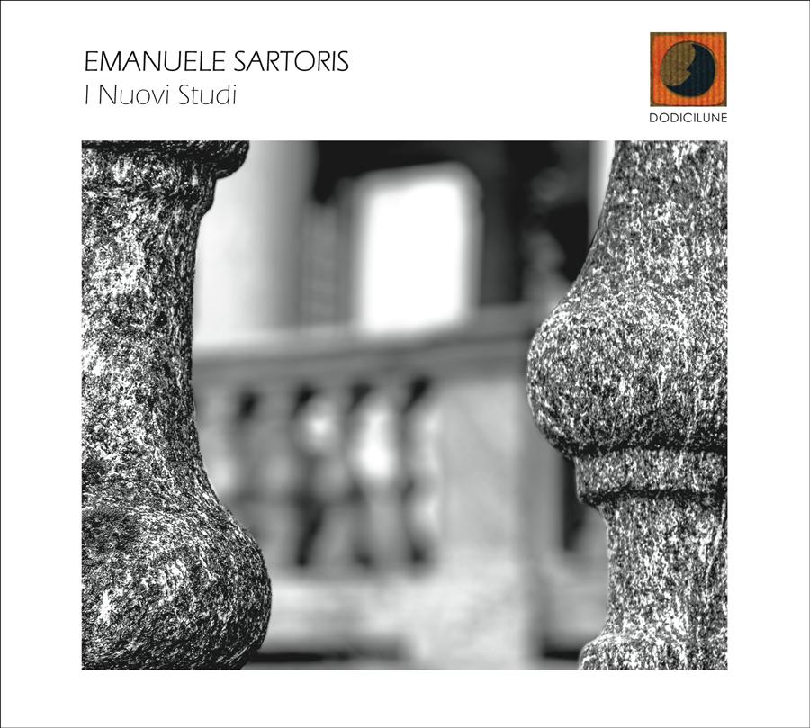 Emanuele Sartoris<br/>I nuovi studi<br/>Dodicilune, 2018