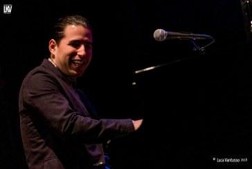 Luca Vantusso<br/>Alfredo Rodiguez al Jazz Cat Club<br/>Reportage