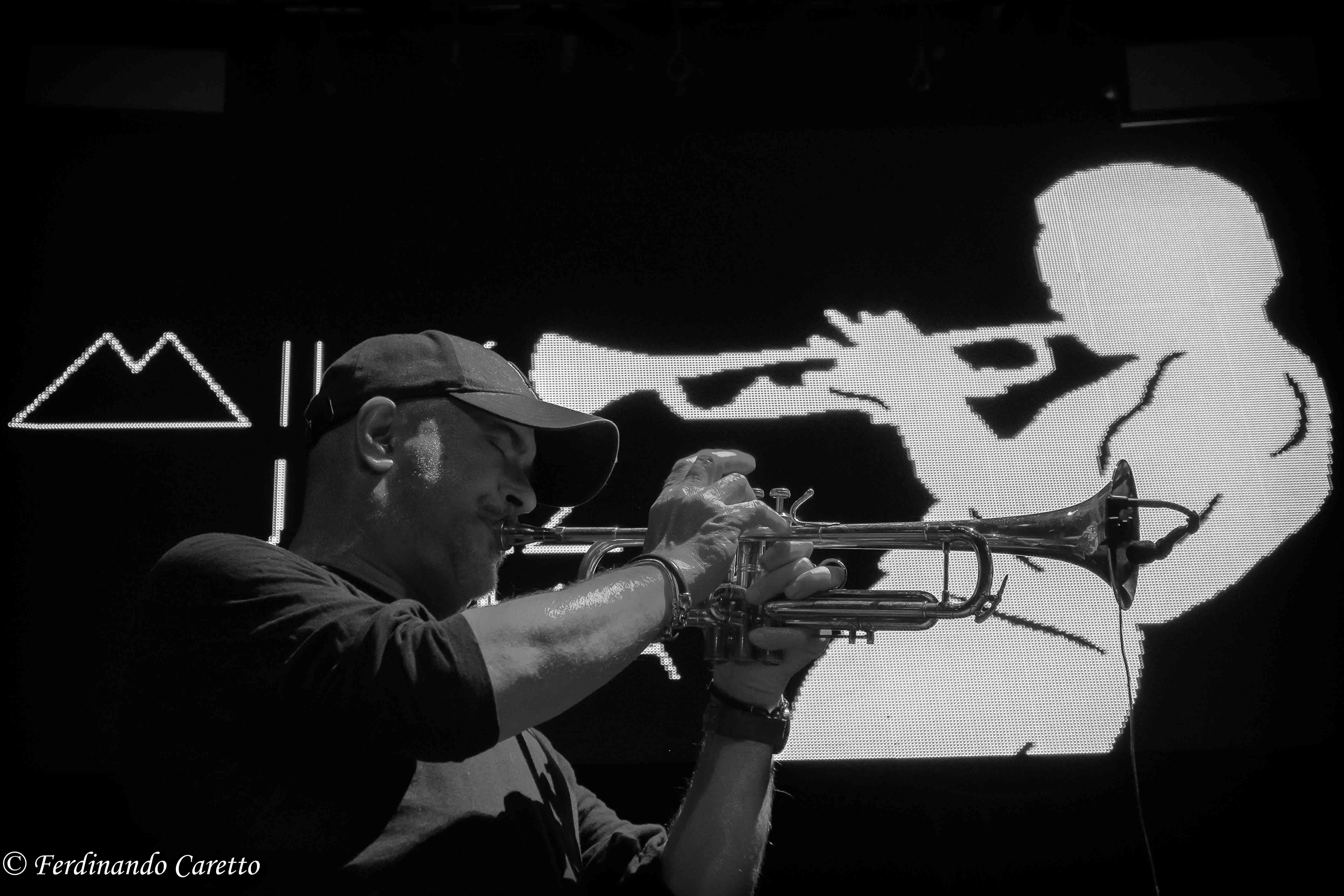 Ferdinando Caretto<br/>BBB Trio al Milk Jazz Way<br/>Reportage