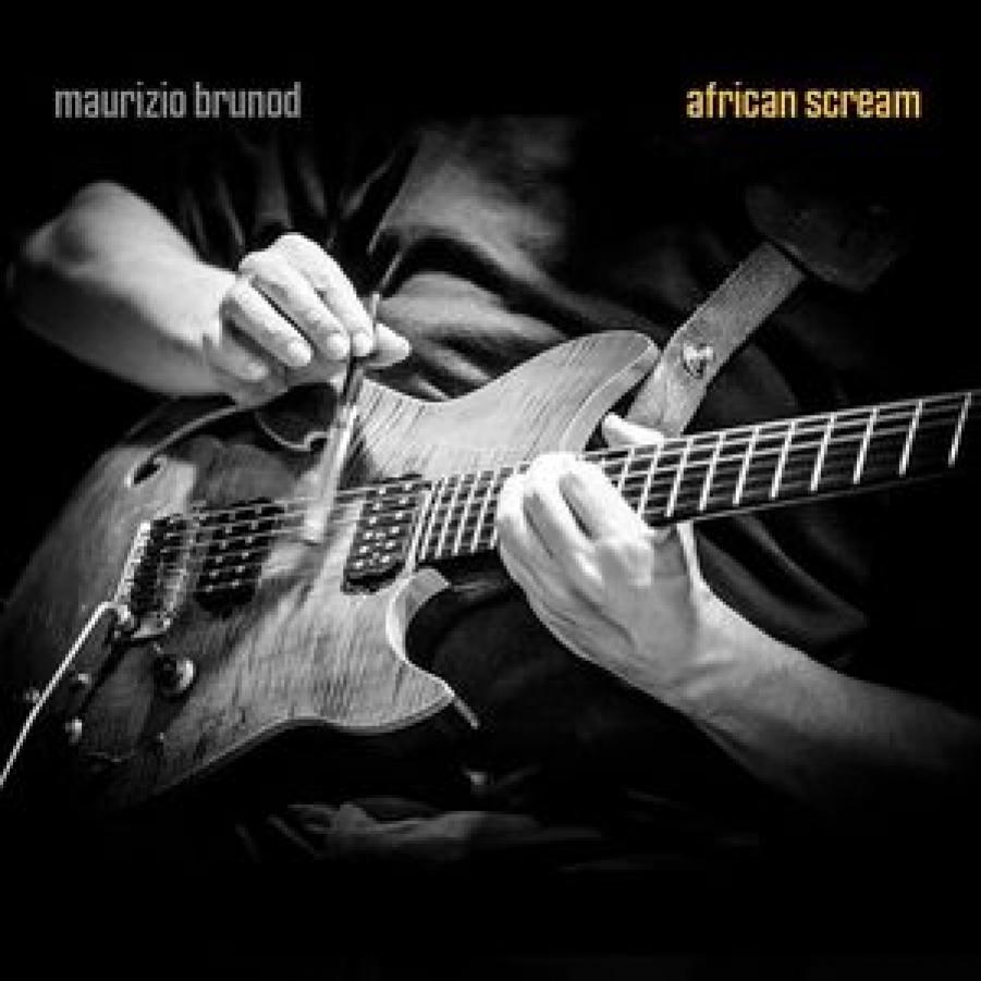 Maurizio Brunod<br/>African Scream<br/>Caligola, 2018