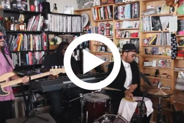 Anderson .Paak & The Free Nationals <br/>NPR Music Tiny Desk Concert
