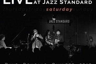 Dave Douglas Quintet 2015<br/> Brazen Heart - Live At Jazz Standard<br/>GreenLeaf, 2018