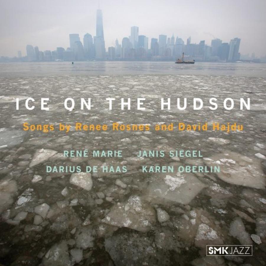 Renee Rosnes & David Hajdu<br/> Ice on the Hudson<br/>SMK Jazz, 2018