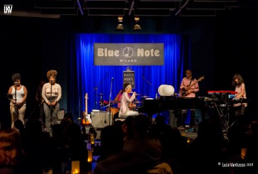 Luca Vantusso<br/>Judith Hill al Blue Note<br/> Reportage