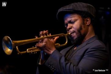 Luca Vantusso<br/>Ambrose Akinmusire Quartet<br/>Reportage